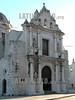 Cuba : Iglesia que se encontraba en el recinto amurallado de la Habana Colonial, cercano a la Bahia de la Habana. catolicismo. catolicismo. / Church in old Habana. / Kuba: Katholische Kirche im historischen Teil von Havanna. © Carlos Baston / LATINPHOTO.org