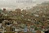 Bolivia: La Paz . barrio bajo. barrio pobre.  barrios bajos. / Bolivia: slum near La Paz. / Bolivien: Armenviertel nahe La Paz. Armut. © Patricio Crooker/LATINPHOTO.org