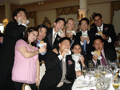 (2005-08-20) Oliver and Mel's wedding