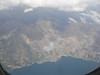 Limone from aircraft on way home
