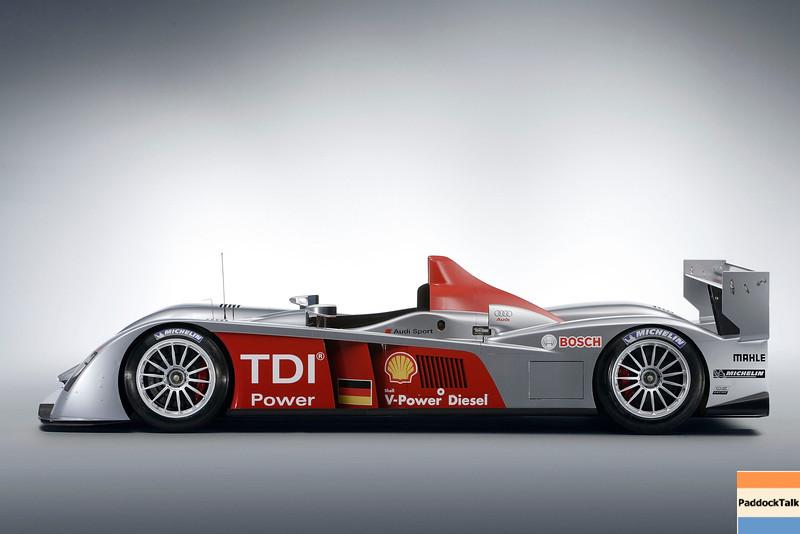 Audi R10 Courtesy of Audi