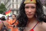 Argentina : XIV Marcha del orgullo gay , el 19 de noviembre 2005 en Plaza de Mayo Buenos Aires / Argentina: gay pride in Buenos Aires (meeting gay) , the 19 november 2005 / Argentinien: Gayp ...