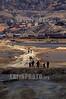 Peru : mina Morococha en abril de 2005 , La Oroya / miner / Kamin einer Grube in Morococha Mine Bergwerk © Alejandro Balaguer