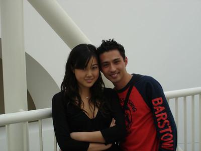 (2006-02-25) Visits San Ho