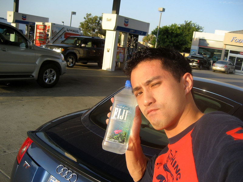 Fiji water...  does it really come from Fiji?
