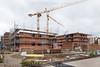 Baustelle Blockwohnungen in Egerkingen..