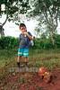 Costa Rica : Nino campesino , abril del 2006, Crucitas de Cutris, San Carlos / Rural child, april 2006, Crucitas de Cutris, San Carlos . / Kind auf dem Land. © Andrea Diaz-Perezache/LATINPHOTO.org