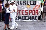 Mexico - DF : Aspectos de la Asamblea permanente de la