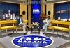 Cuba - La Habana : Canal Habana. El aniversario 153 del natalicio de Jose Marti , procer de la Independencia de Cuba, marca este 28 de enero la salida al aire del Canal Habana, el quinto de la television cubana, el cual tendra su sede en la capital de la Isla . / ciban state broadcasting station. TV station. television studio. / Kuba: Studio der staatlichen Fernsehstation Hola Habana. © Omara Garcia Mederos/AIN/LATINPHOTO.org