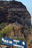 El Salvador : Puerta del Diablo , Planes de Renderos, San Salvador . / landscape. tourism. / Touristen beim Puerta del Diablo, Teufelsportal. © Antonio Herrera Palacios/LATINPHOTO.org
