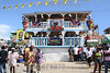 Haiti : Carnaval de la cuidad de la luz , Jacamel . / carnival. Preval - Poster. / Karneval in Jacmel. © Jean Jacques Augustin/LATINPHOTO.org