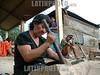 Argentina, recolectores . Preparacion de la aloja, bebida autoctona del norte de Argentina : Mision La Paz (Prov. de Salta). Noviembre de 2006. / Argentina, recolectores. Preparation of the aloja, native drink of the north of Argentina: . Mission La Paz (Prov. of Salta). November of 2006. (DIGITAL)<br /> © Ruben Romano / LATINPHOTO.org<br /> <br /> NO ARCHIVO-  NO ARCHIVE-ARCHIVIERUNG VERBOTEN!