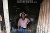 Bolivia : una mujer indigena en Potosi . pobreza. / indigenous woman in Potosi. / Bolivien: Indigene Frau in Potosi. Armut. © Olmo Calvo Rodriguez/LATINPHOTO.org