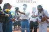 Mexico - Temoay : Se llevo a cabo el bautismo del nino Thon que significa Trueno por indigenas Otomies, en el Centro Ceremonial Otomi con motivo de que el bautizado no olvide sus raices ni su lengua indigena, pidiendole a la madre tierra que cuide del nino y de su familia . / Otomi indigenous. / Mexiko: Indigener Brauch der Otomi - Indianer. © Carlos Tischler/LATINPHOTO.org<br /> <br /> <br /> <br /> <br /> <br /> <br /> Foto:Carlos Tischler/LATINPHOTO.org