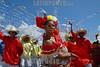 Nicaragua - Managua : Fiestas patronales de Santo Domingo de Guzman, patrono de los capitalinos . traje regional. / celebration for Santo Domingo, or Saint Dominic, patron saint of Managua, Nicaragua. / Nikaragua: Fest des Santo Domingo de Guzman. Tracht. © Oscar Navarrete/LATINPHOTO.org