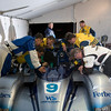 18 - 2- February, 2007, Sebring, Florida USA<br /> Highcroft team at work.<br /> ©2007, Richard Dole, USA<br /> LAT Photographic
