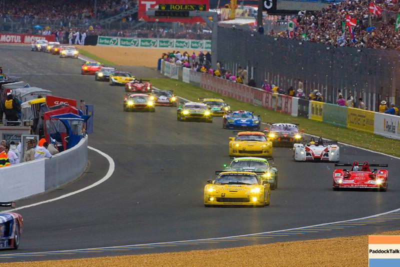 75th Annual 24 Hours of Le Mans, Le Mans France, June 11-17 2007
