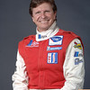 2007 American Lemans Series driver's portraits. Didier Theys