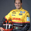 2007 American Lemans Series driver's portraits. Helio Castroneves