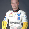 2007 American Lemans Series driver's portraits. Jan Magnussen