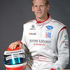 2007 American Lemans Series driver's portraits. Jorg Bergmeister