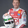 2007 American Lemans Series driver's portraits. Alan McNish