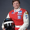 2007 American Lemans Series driver's portraits. Dider Theys