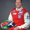 2007 American Lemans Series driver's portraits. Eric van de Poele