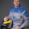 2007 American Lemans Series driver's portraits. David Brabham