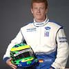 2007 American Lemans Series driver's portraits. Patrick Long