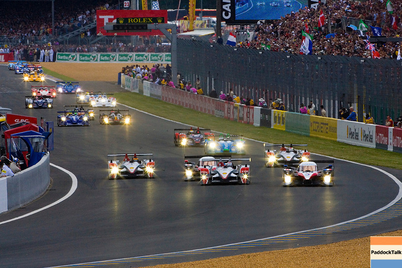 75th Annual 24 Hours of Le Mans, Le Mans France, June 11-17 2007