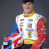 2007 American Lemans Series driver's portraits. Tomas Enge