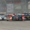 American Lemans Series. 29-31 March 2007. St Petersburg Grand Prix. St. Petersburg, Fla. Leitzinger, McNish and Franchitti.