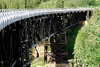 Last curved wooden bridge on the old Alaska Hwy0001