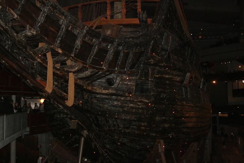 Vasa Ship Museum, Stockholm