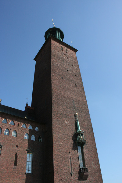 Town Hall, Stockholm