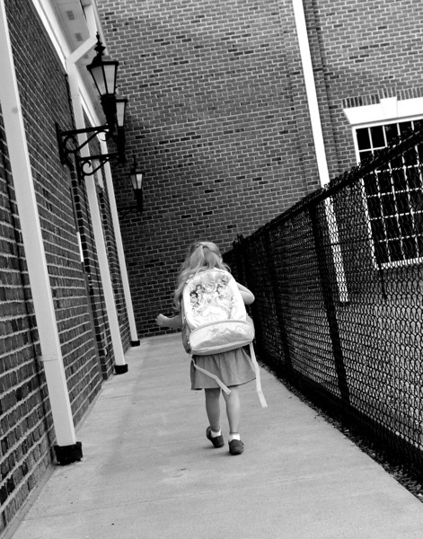 9/7/07<br /> First Day of Preschool