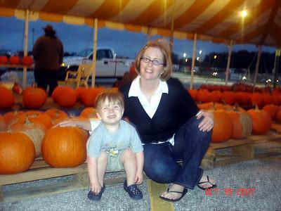 2007 Pumpkin
