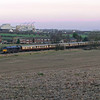Hear it is again 67005 skirts through Melton Ross as 5Z67 The lime works makes a lovely back drop for the picture