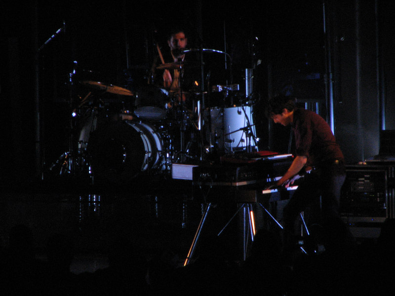 2007 01 27 Sat - Richard Hughes & Tim Rice-Oxley