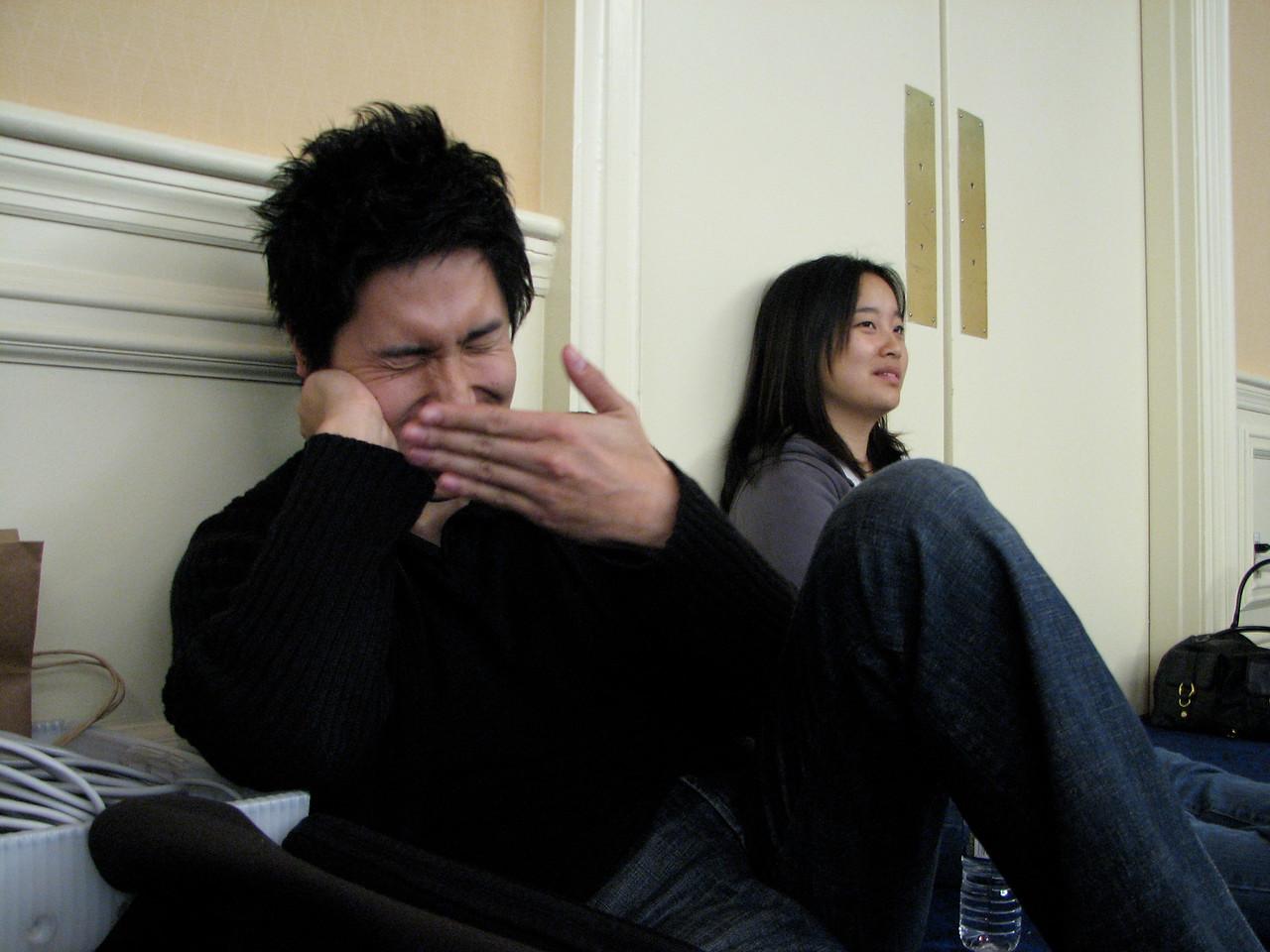 2007 02 17 Sat - Ben Hui & Esther Kang 2