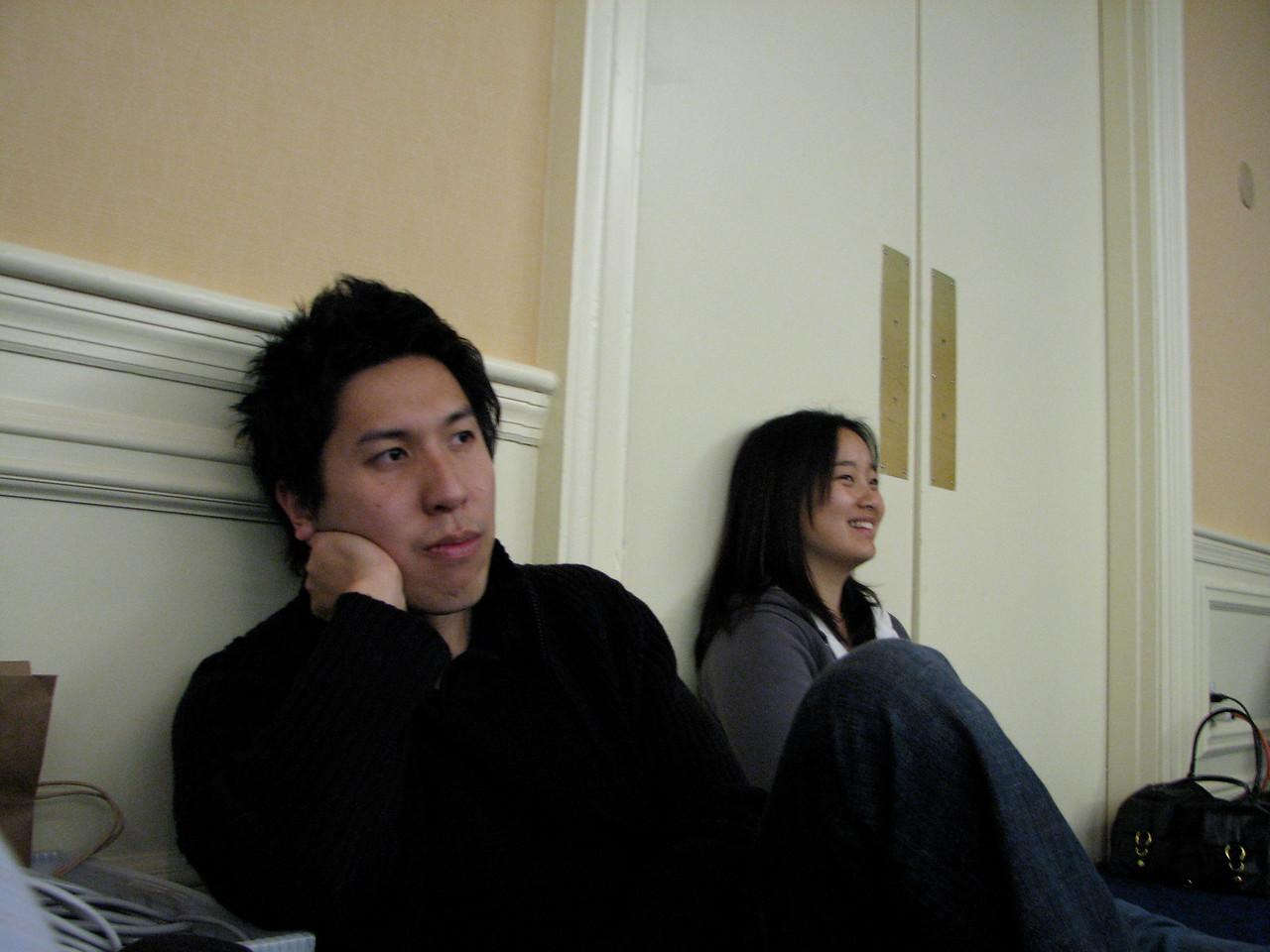 2007 02 17 Sat - Ben Hui & Esther Kang 1