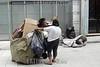 Argentina : cartoneros en Buenos Aires, Capital de Argentina . pobreza. / poverty in Buenos Aires City. / Argentinien: Armut im Zentrum von Buenos Aires Stadt. © Eric Bachmann/LATINPHOTO.org