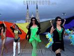 Argentina : Marcha del Orgullo Gay . Por primera vez se realiza esta marcha en la ciudad de La Plata. Las reivindicaciones y exigencias puntuales de esta marcha son creacion de un Area de la ...