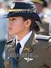 Nicaragua : Ejercito de Nicaragua en su Aniversario , Cadetes Graduados con Honores . / Cadets. / Nikaragua: Kadetten während einer Parade. Frauen in der Armee. © Inti Ocon/LATINPHOTO.org