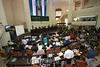 Nicaragua : Asamblea Nacional-Plenario , Diputados . / parliament. / Nikaragua: Parlament. © Inti Ocon/LATINPHOTO.org