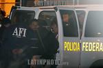 Mexico : Flavio Sosa , lider de la Asamblea de los Pueblos de Oaxaca (APPO) es ingresado esta madrugada por agentes de la Policia Federal Preventiva (PFP) y de al Agencia Federal de Investig ...