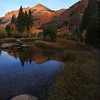 Sunrise at North Lake, Eastern Sierra, Fall 08