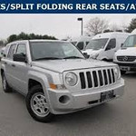 2008 Jeep Patriot 4 dr 4 wheel drive