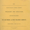 Baltimore & Ohio Railroad 1914 annual report<br /> 329444256_vAqhw
